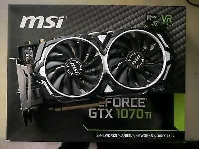 MSI GTX 1070 Ti OC