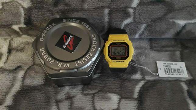 Nowy zegarek G-schock