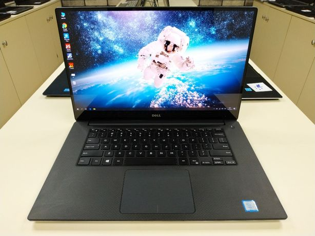Dell XPS 9560, Core i7 6820HQ, 16GB DDR4, Nvidia 1050 4 GB, 256 SSD