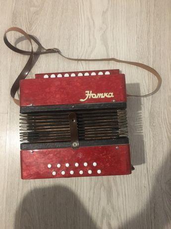 Harmoszka