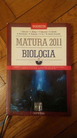 Sprzedam Vademecum do matury rozszerzonej z biologii.