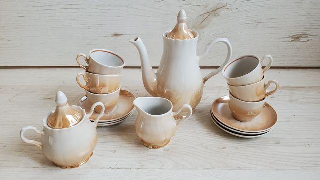 Новый чайный кофейный сервиз