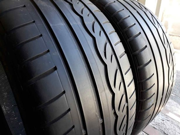 Шины резина б/у. Лето! 245/35R18 Dunlop SP Sport 01