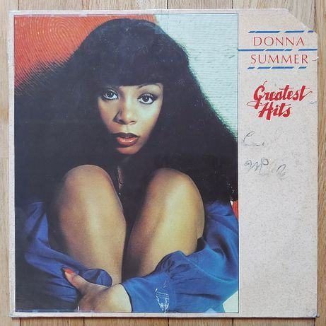 Donna Summer, Greatest Hits, NL, 1977, dst++