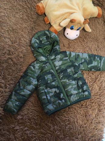 Детская курточка на синтепоне