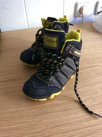 Сапоги ботинки смик детские 27 размер