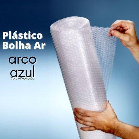 Plastico Bolha Ar - Rolo 1x220m By Arcoazul