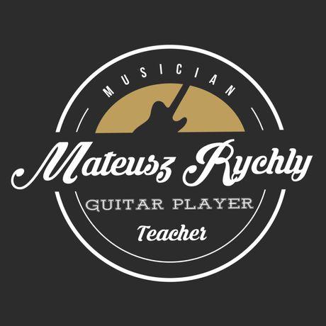 Lekcje gitara, banjo, mandolina, ukulele z zawodowym muzykiem
