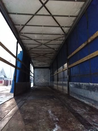 Борти ворота тент штора на полуприцеп прицеп грузовик розборка Умань