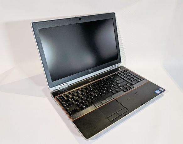 Игровой Dell E6520 I7QM/FHD/8GB/500GB_SSHD/NVIDIA/Подсветка.