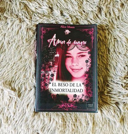 Livro em Espanhol (Ya, Juvenil, Romance)