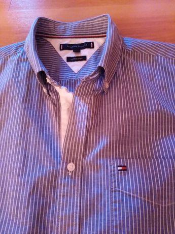 Tommy Hilfiger męska koszula r. L