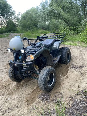 Квадроцикл ATV Hummer