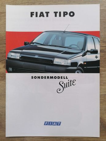 Prospekt Fiat Tipo Suite