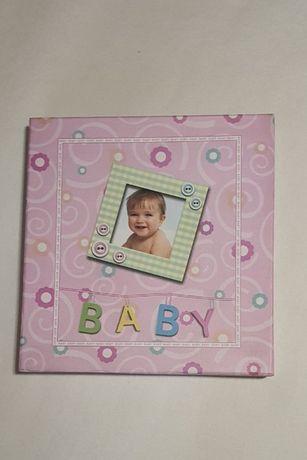 Альбом в коробке для новорожденного
