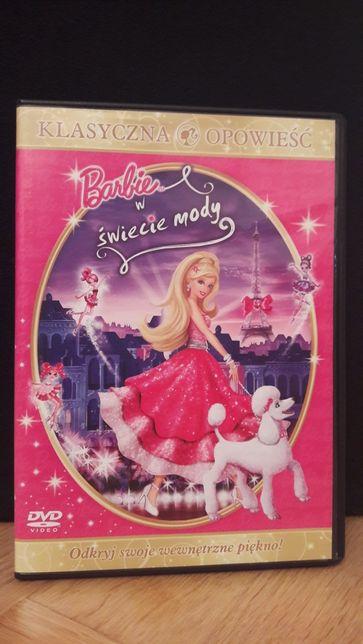 """Film DVD dla dzieci - """"Barbie w świecie mody"""""""