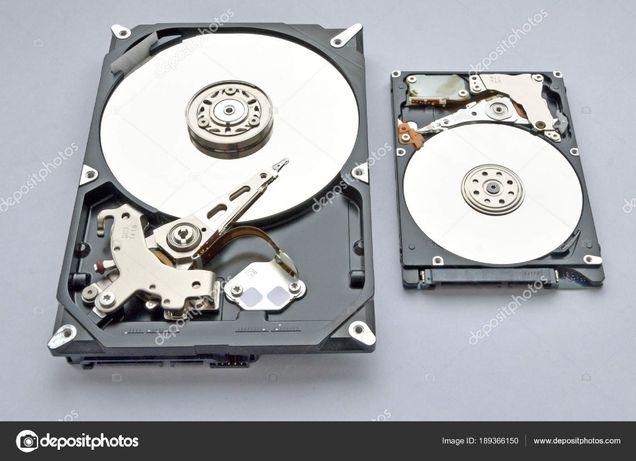 Відновлення інформації на HDD