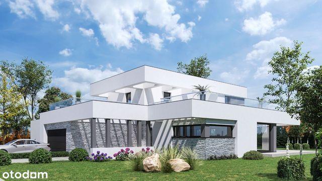Dom z basenem , Duża działka / Krzyki