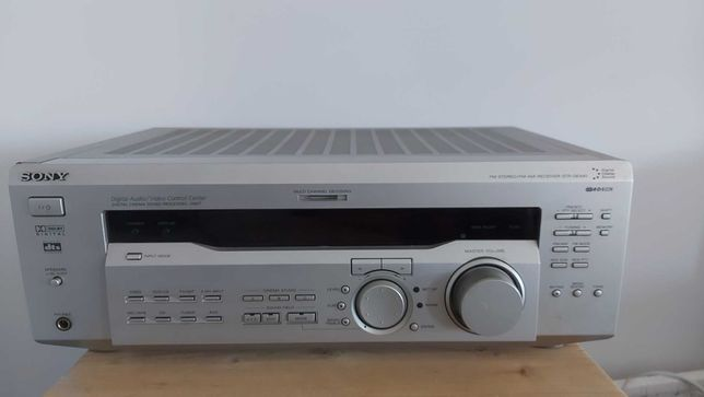 Amplificador Sony STR-DE445 (home cinema)