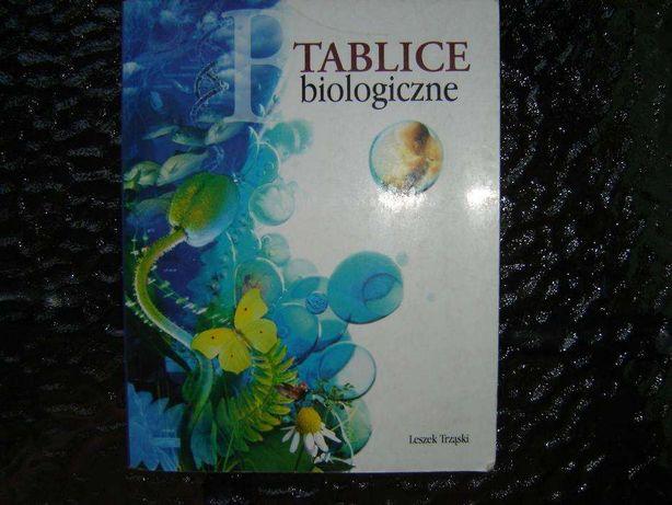 Tablice biologiczne Leszek Trząski