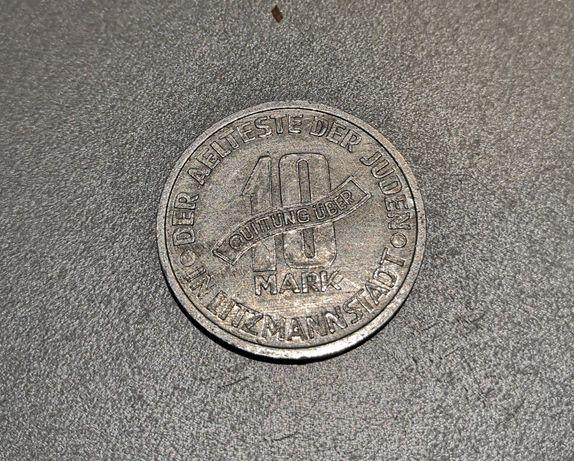 Moneta getto 10 marek