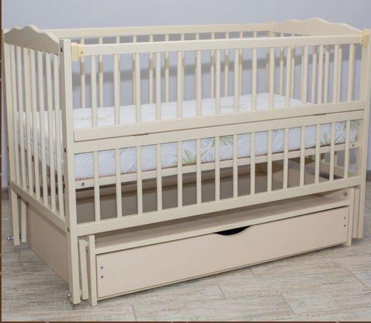Дитяче ліжечко «Веселка » ТМ Дубок є ОПТ від виробника