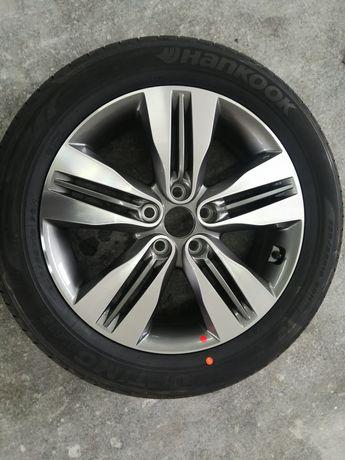 Felga alumionwa z oponą Nowa 225/55 R18 Hyundai ix 35 Kia Sportage