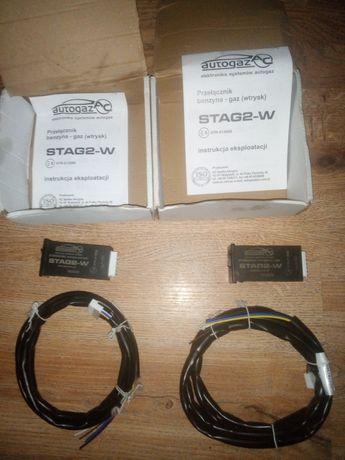 Centralki przełącznik LPG stag 2