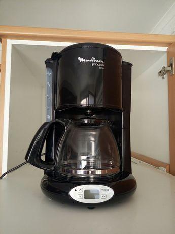 Cafeteira máquina café chaleira moulinex nova