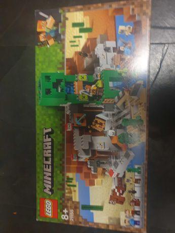 Lego minecraft 21155