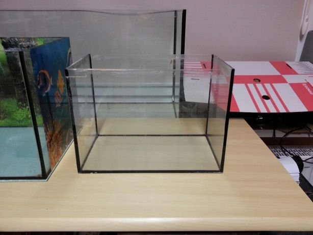 Akwarium, ok. 11 litrów 30x22x17 cm
