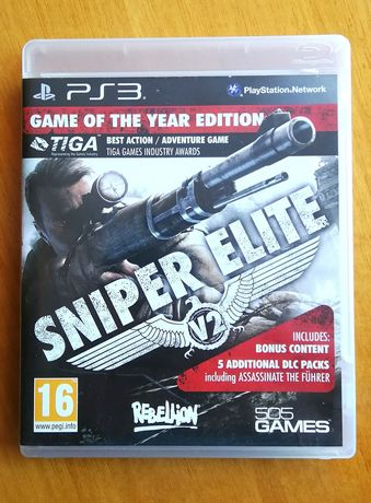 Sniper Elite V2 GOTY Edition PS3