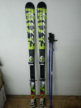 Лижі Elan. L 160 / Лыжи Elan. L 160.