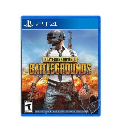 Диск PS4 с игрой PUBG