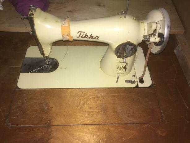 Машинка швейная, Тикка, финская