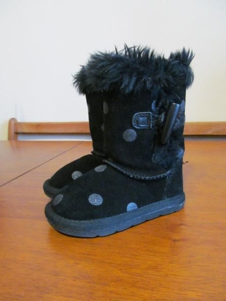 Ботинки, угги Next Зима 22р. стелька 13,5 см.