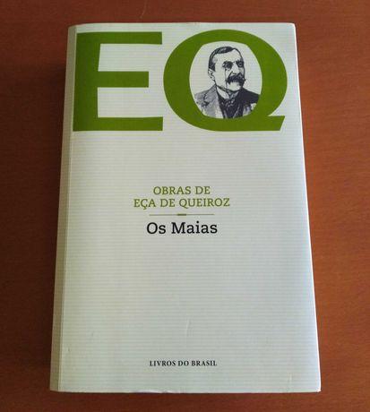 OS MAIAS - livro