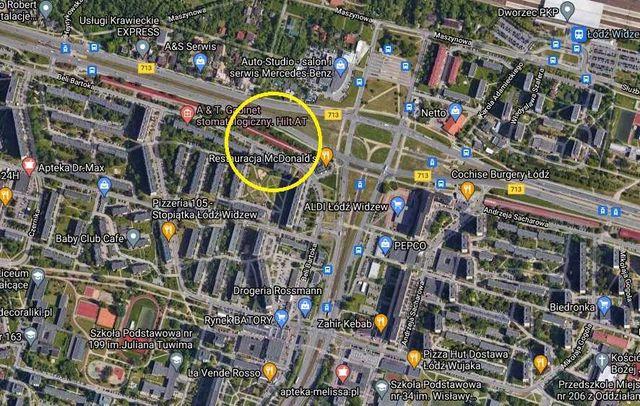 Miejsce postojowe na parkingu strzeżonym wiata Widzew ul Bartoka
