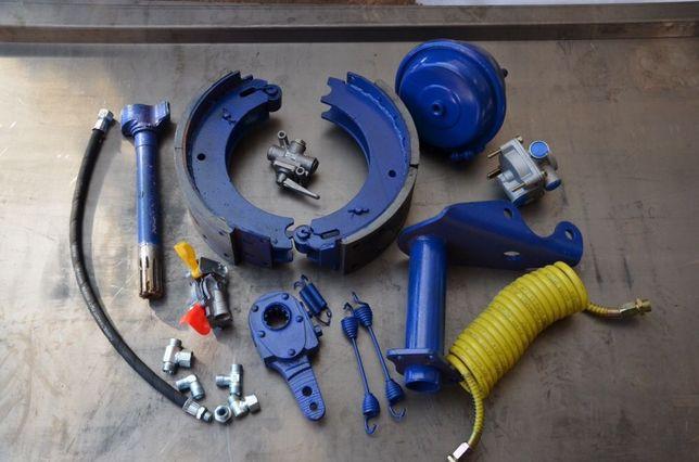 Набор тормозов тракторного прицепа 2ПТС-4, 2ПТС-9, ПТС-6, 3ПТС-12