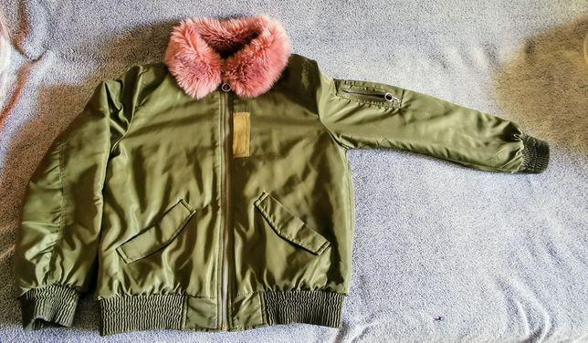 Куртка детская Zara весна-осень рост 140-152