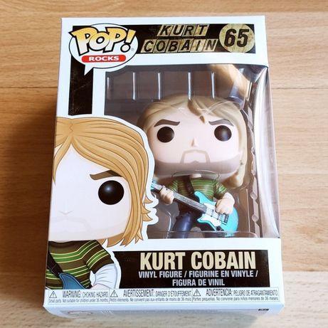 Figurka winylowa Funko POP! Rocks 65 - KURT COBAIN - Nirvana
