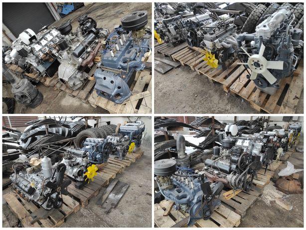 Мотор двигатель Газ 52 53 66 Газель 402 405 МТЗД240 Д245 Зил ЯМЗ Камаз
