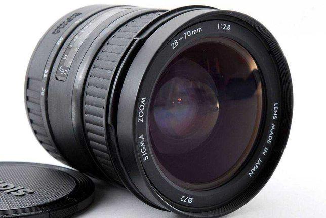 Sigma AF 28-70 mm f/ 2.8 IF /Nikon-FX -versão japonesa- Rig,Nova .