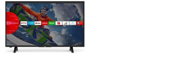 """Nowy telewizor JVC 58"""" LED SMART 4K Tru100 Hz - WiFi, bluetootch, GW"""