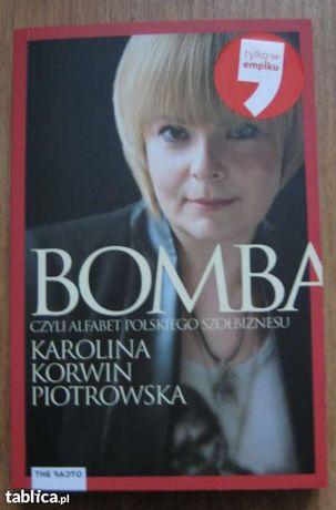 BOMBA czyli alfabet polskiego szołbiznesu - K. Korwin-Piotrowska