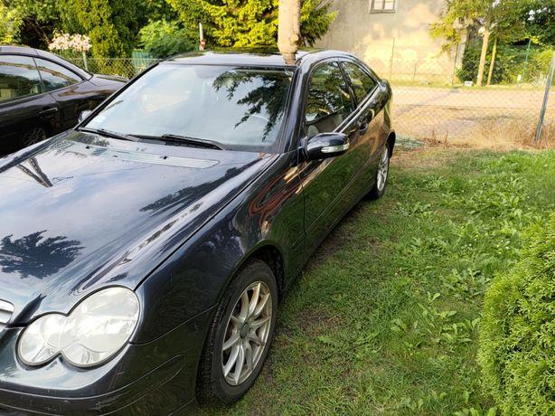 Mercedes-Benz c-klasa