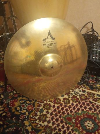 Райд Zildjian A Custom projection 20""