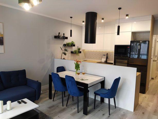 Nowoczesne mieszkanie 3-pokojowe na Mokotowie (Smart Home)