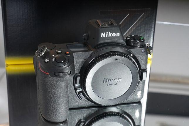 Nikon z6 Body przebieg 36 tyś Gwarancja