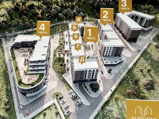 Продам 1-к квартиру в auroom forest